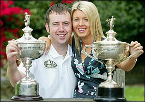 Snooker, my love: Wedding bells in the snooker world