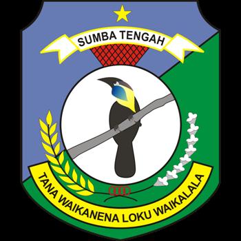 Logo Kabupaten Sumba Tengah PNG