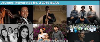 Serie de los Jovenes Interpretes No.2 2019 BLAA