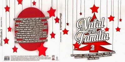 Natal Em Família 2 CD 2014