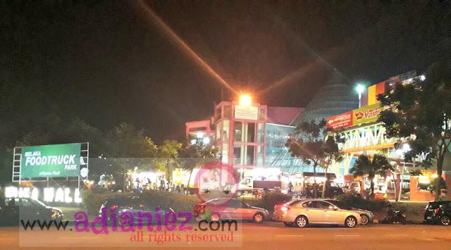 Melaka FoodTruck Park @ Melaka Mall