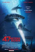 47 Meters Down (2017) Poster