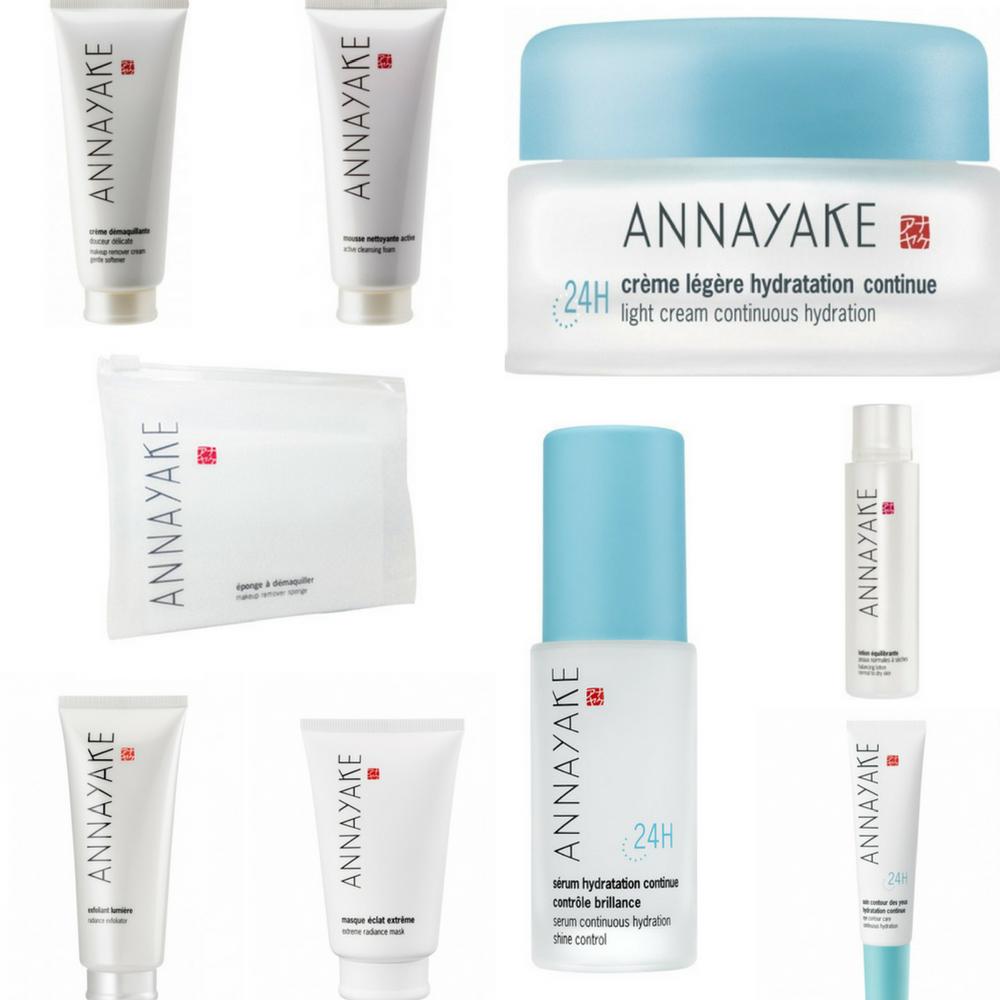 Découverte produits Annayake - luxe beauté cosmétique japonais  - DeuxAimes