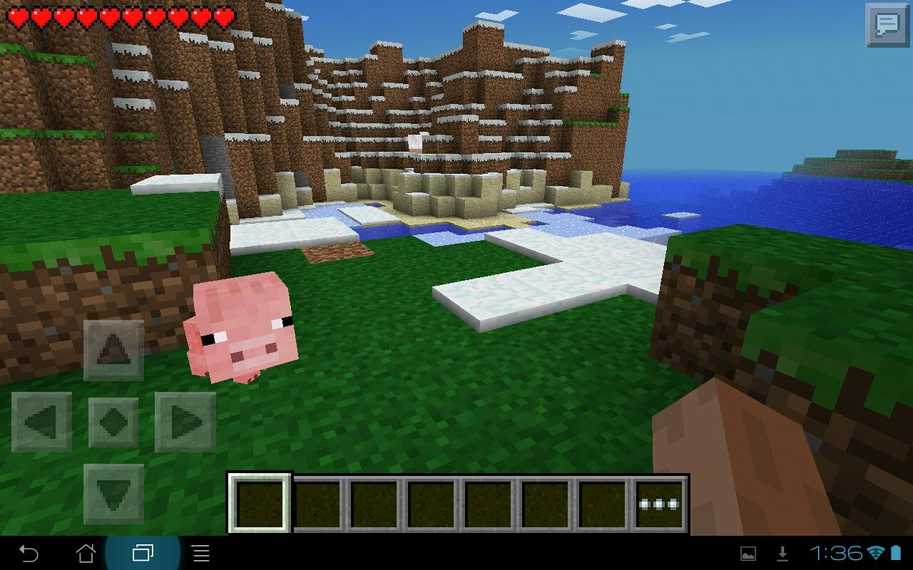 minecraft pocket edition full free download for ios