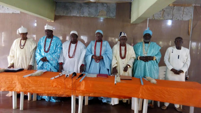Traditional rulers declare support for FG on new fuel price