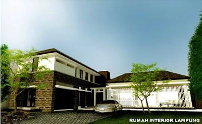 desain arsitek rumah tinggal