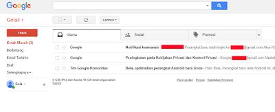 Beranda Gmail