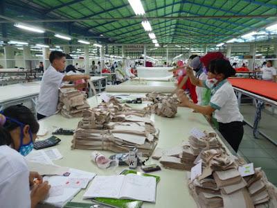 Lowongan Kerja Jobs : Sewing Operator, Sewing Supervisor, Sewing Chief Lulusan Min SMP SMA SMK D3 S1 Semua Jurusan PT Top And Top Apparel
