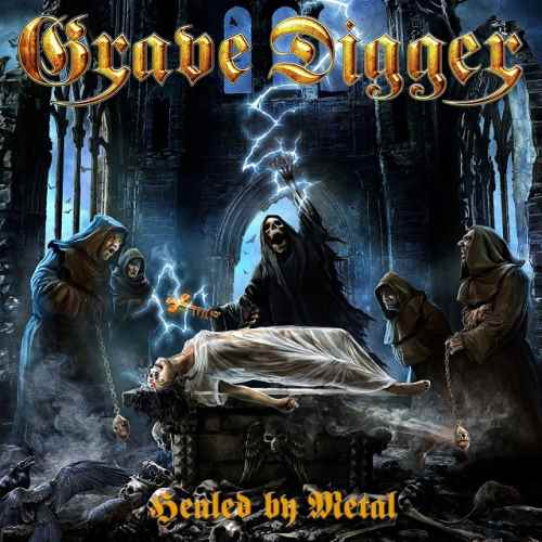 GRAVE DIGGER: Λεπτομέρειες για το νέο τους album