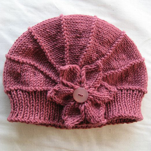 Poppy - Knit Pattern