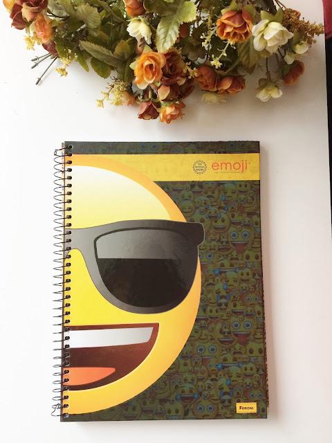 Volta às Aulas 2017 com Foroni - Coleção de Cadernos