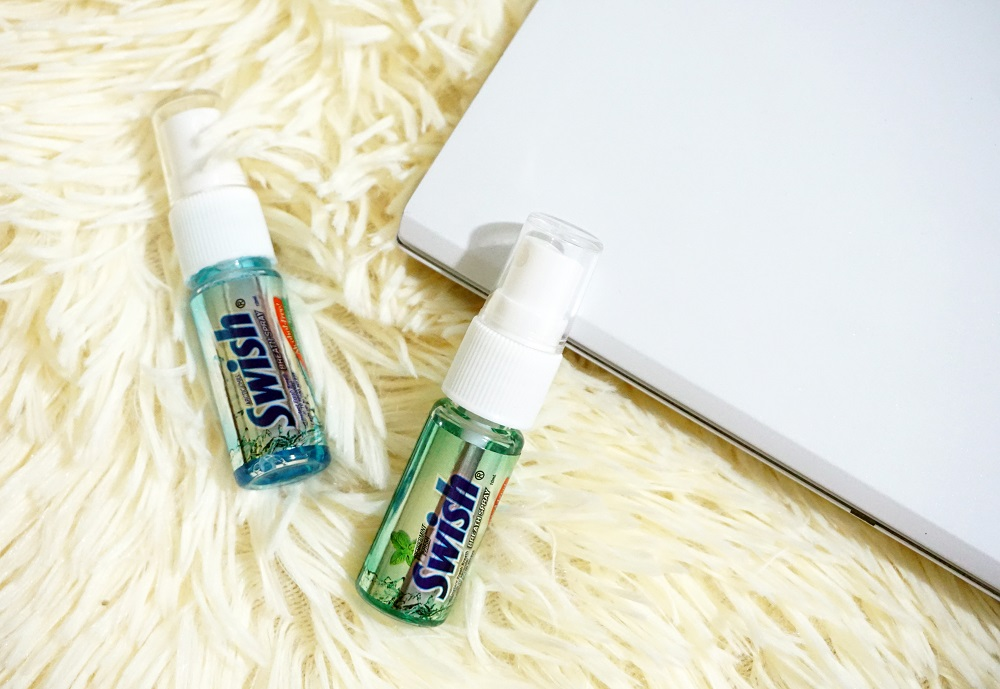 Say It with Swish - Confidence in Every Spray!