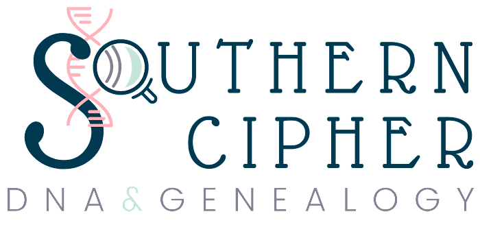 Southern Cipher DNA and Genealogy