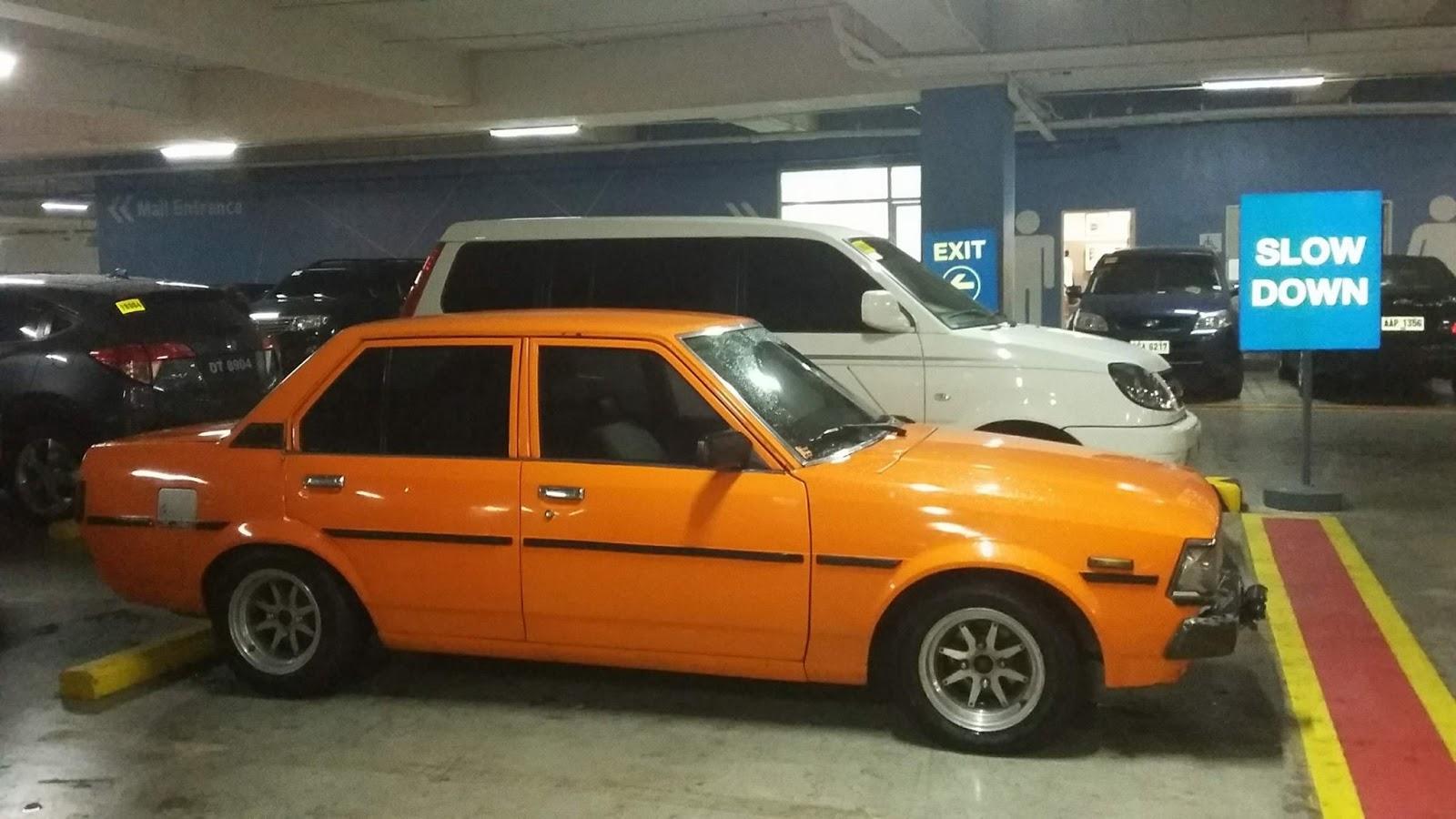 1983 Ke70 Corolla Dx When It Gets Old