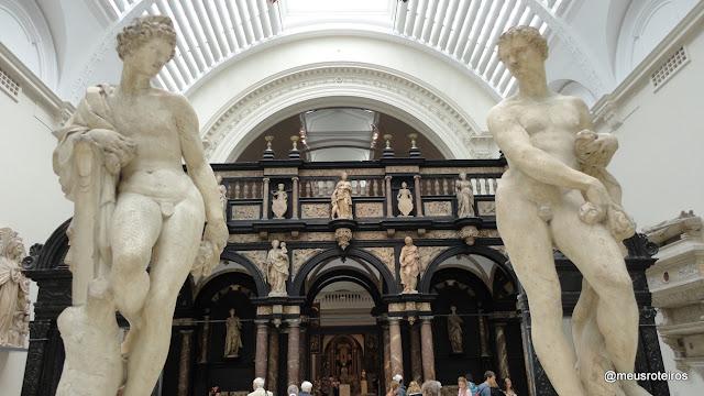 Victoria e Albert Museum - Londres