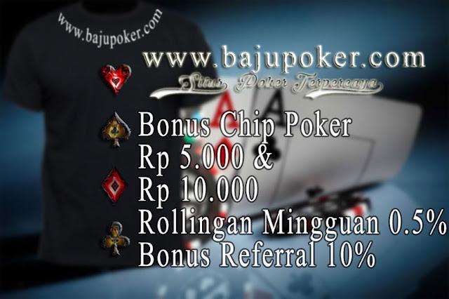 Bajupoker - Situs Poker Online Terbaik Dan Terpercaya Di Indonesia