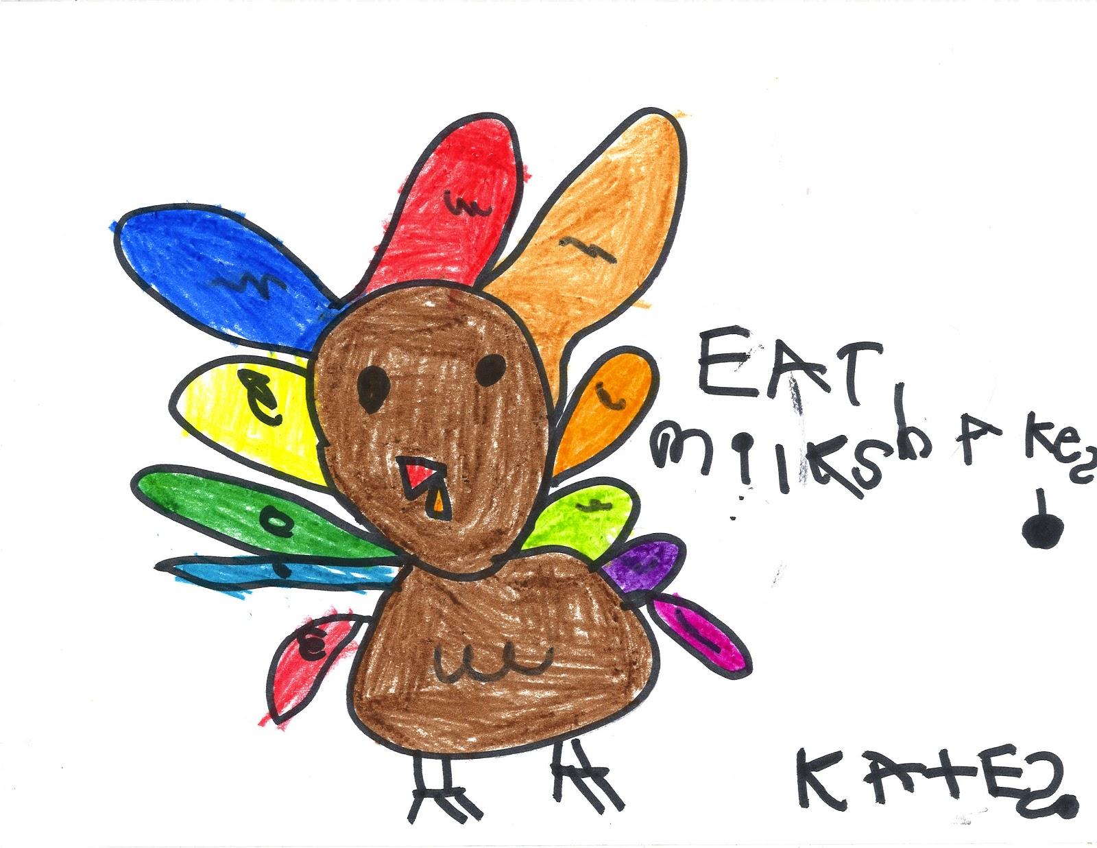 A Place Called Kindergarten Turkey Trouble