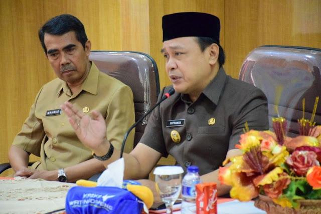 Gubernur Keluarkan Himbauan, Supriansa: Insya Allah Takbir Keliling di Soppeng Berjalan Aman