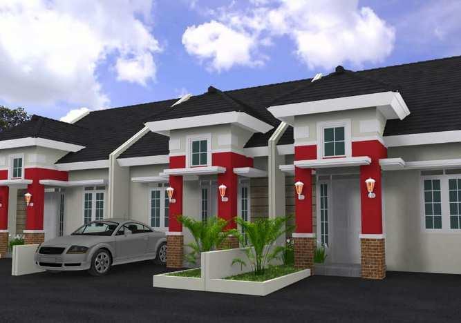 Contoh depan rumah minimalis 1 lantai