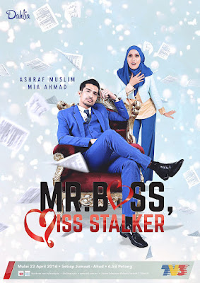 Drama Mr. Boss, Miss Stalker