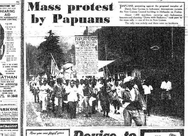Sejarah OPM - Organisasi Papua Merdeka