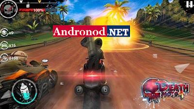 Death Moto 4 v1.1.1 Mod Apk (Unlimited Coins) Terbaru