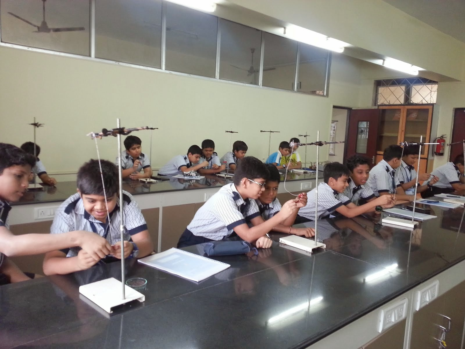 The Rustomjee Cambridge Diaries Grade 6 Physics