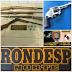 Rondesp Norte apreende 5 armas de fogo em Juazeiro