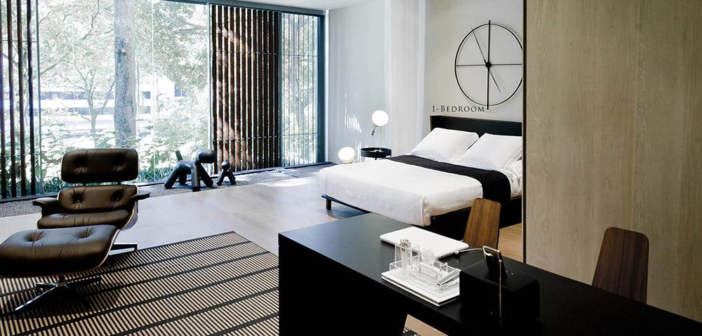 1 bedroom OUE Twin Peaks