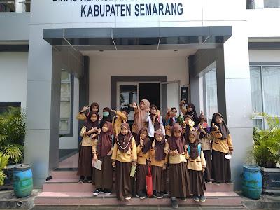 Kunjungan Ke Perpusda   Kabupaten Semarang