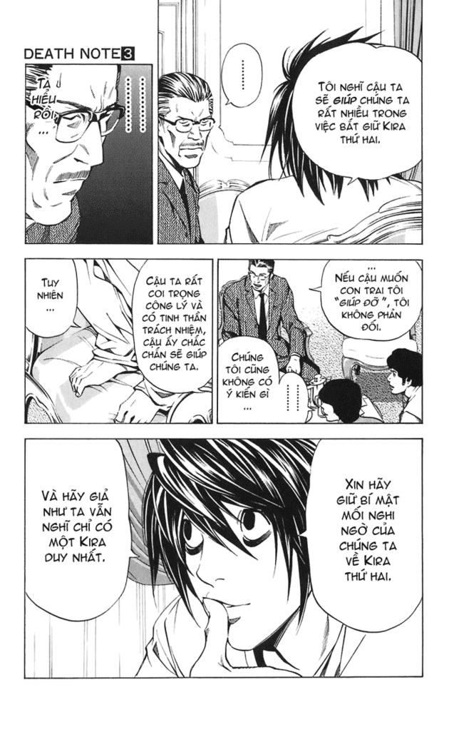 Death Note chapter 025 trang 18