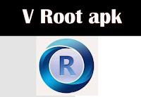 Screen shot of vroot Apk