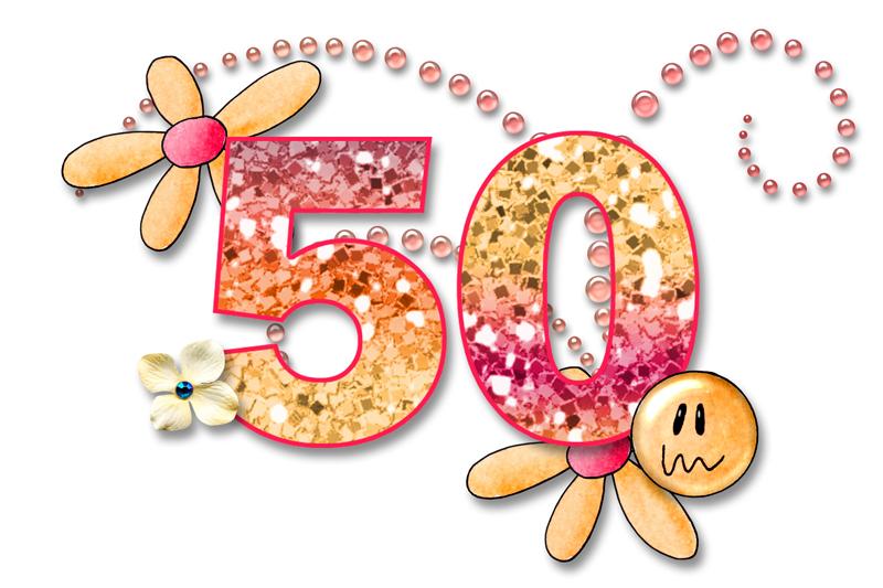 van harte gefeliciteerd met je 50e verjaardag Gefeliciteerd 50E Verjaardag   ARCHIDEV van harte gefeliciteerd met je 50e verjaardag