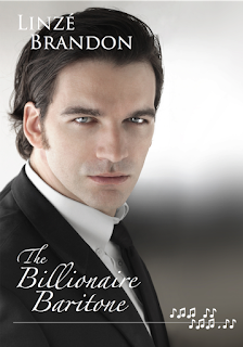 The Billionaire Baritone, blog serial, Linzé Brandon, sweet romance