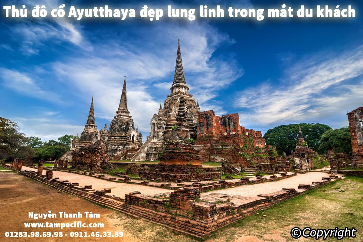 Những cái nhất về văn hóa và ẩm thực với lễ hội tại Thái Lan