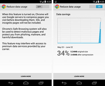 Aplikasi penghemat data internet di android