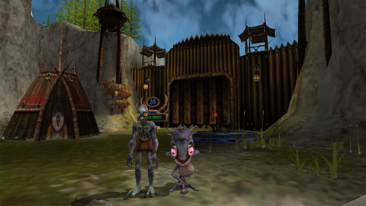 تحميل لعبة Oddworld Munchs Oddysee
