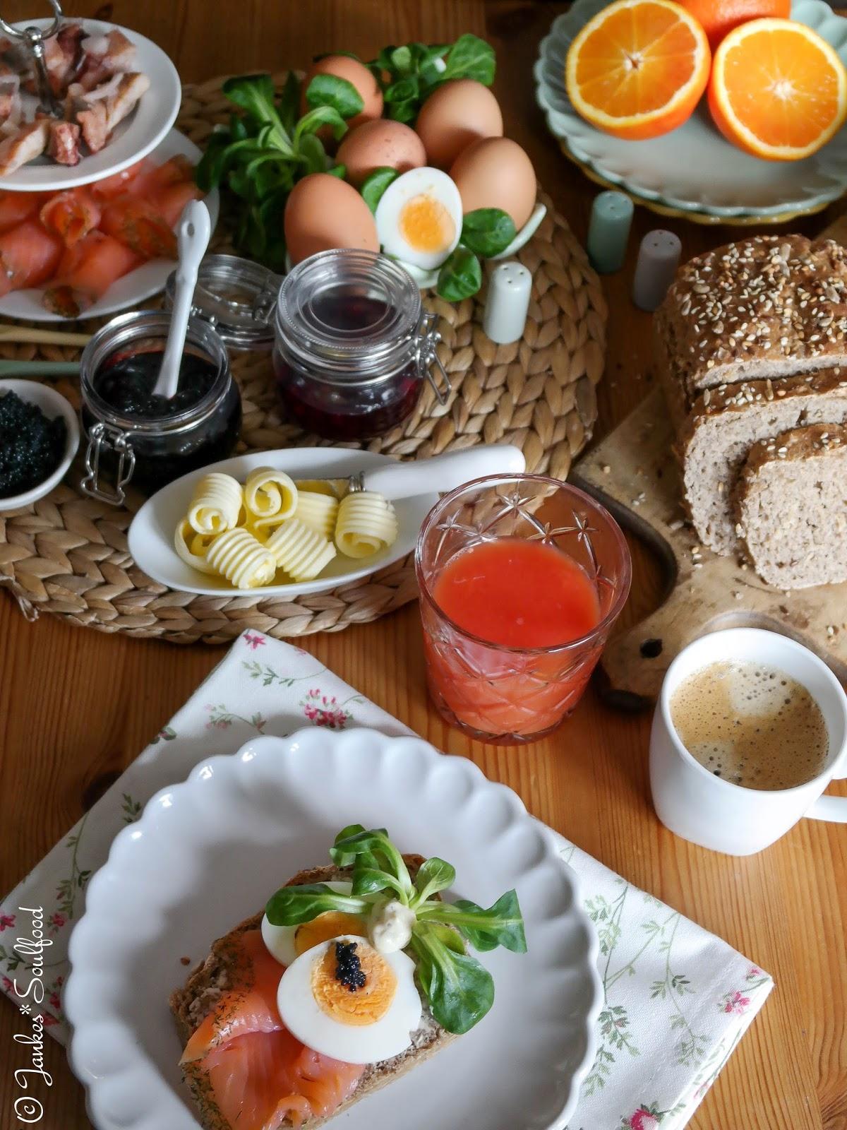 Frühstück auf Schwedisch