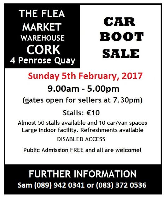 Flea Market Car Boot Sale  April
