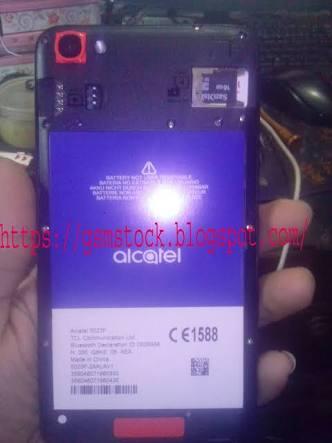 ALCATEL OT 5023F PIXI4 PLUS POWER MT6580 FIRMWARE FLASH FILE