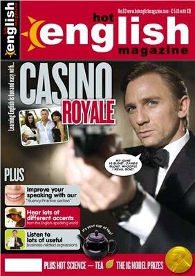 Hot English Magazine - Number 63
