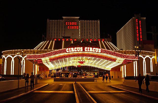 Dicas de Las Vegas: Circus Circus Hotel