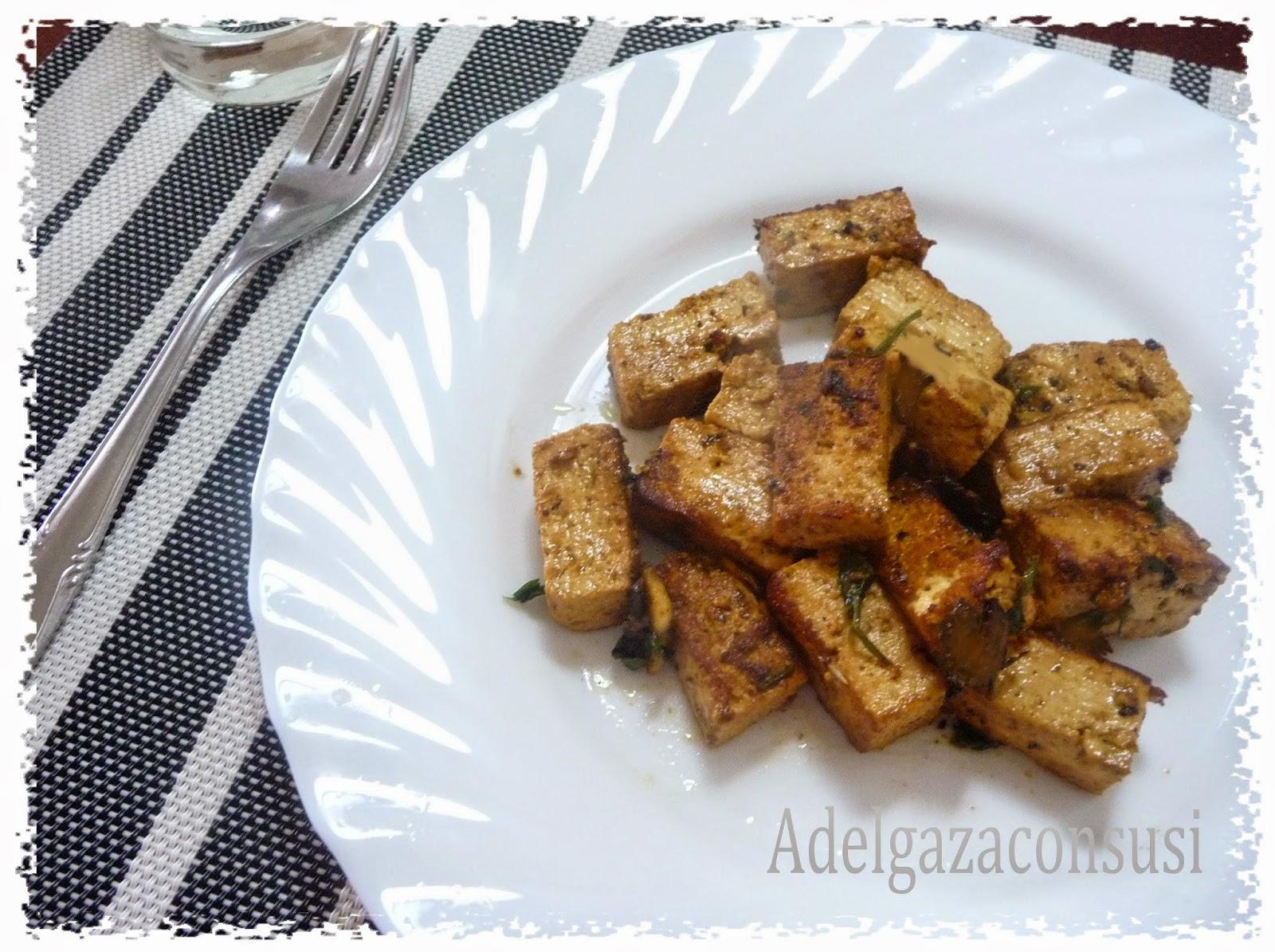 Recetas light tofu