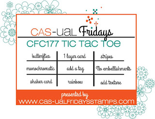 Welcome to a new challenge at CAS-ual Fridays!