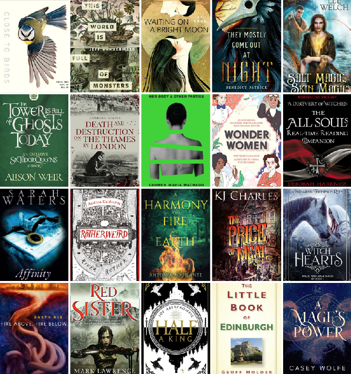 April Reading Wrap-up 2019: Best Reading Month Ever?