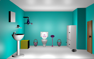 Quick Sailor Escape Bathroom Walkthrough quicksailor gaming apps: 3d escape games-bathroom