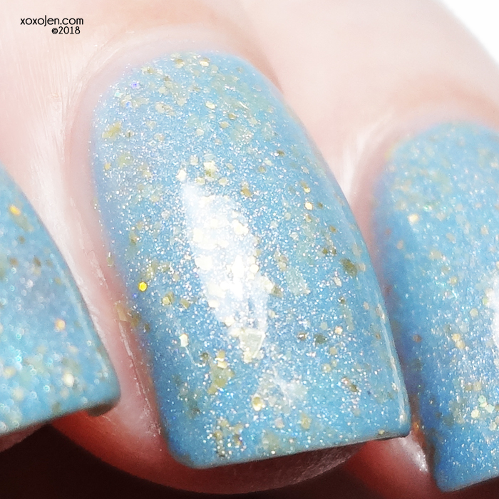 xoxoJen's swatch of Stella Chroma Queen Margaery