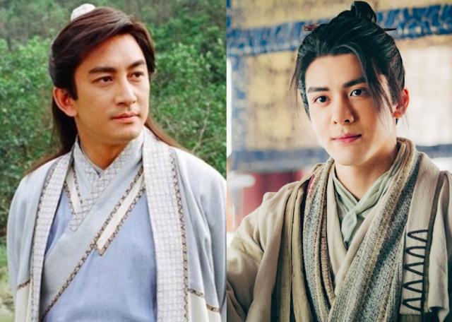 Two Generations Zhang Wuji Lawrence Ng Joseph Zeng Shunxi