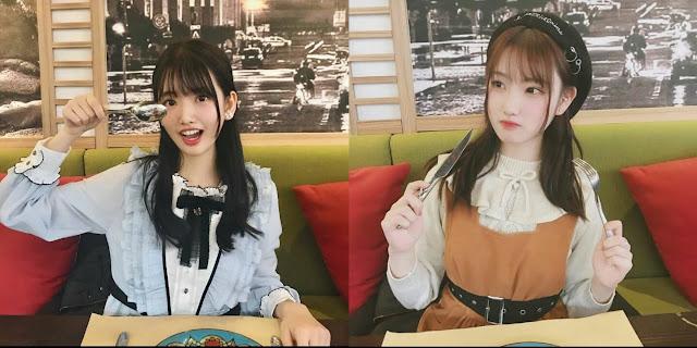 Berteman, Zhu Ling AKB48 Team SH dan Xiao Wenling GNZ48 Keluar Makan Bersama!