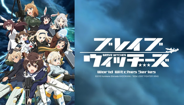 Download Brave Witches Subtitle Indonesia